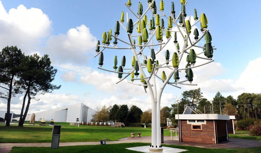 arbre a vent