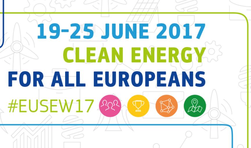 La semaine de l'énergie durable à la Commission Européenne 2017