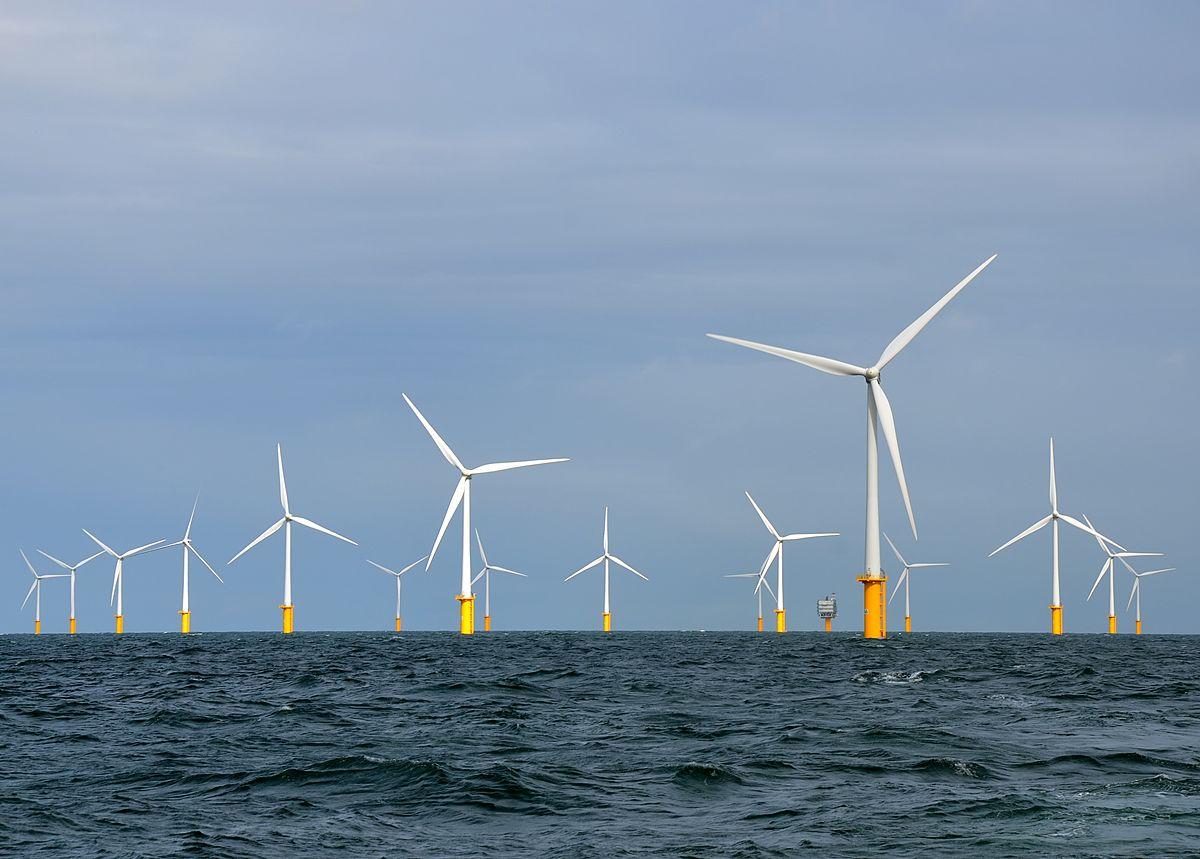 700 MW d'éolien offshore financés grâce aux garanties d'origine !