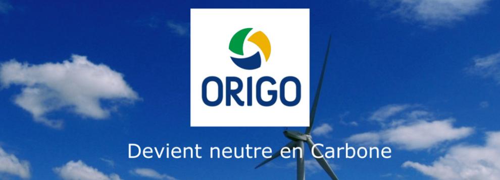 Origo est désormais neutre en carbone