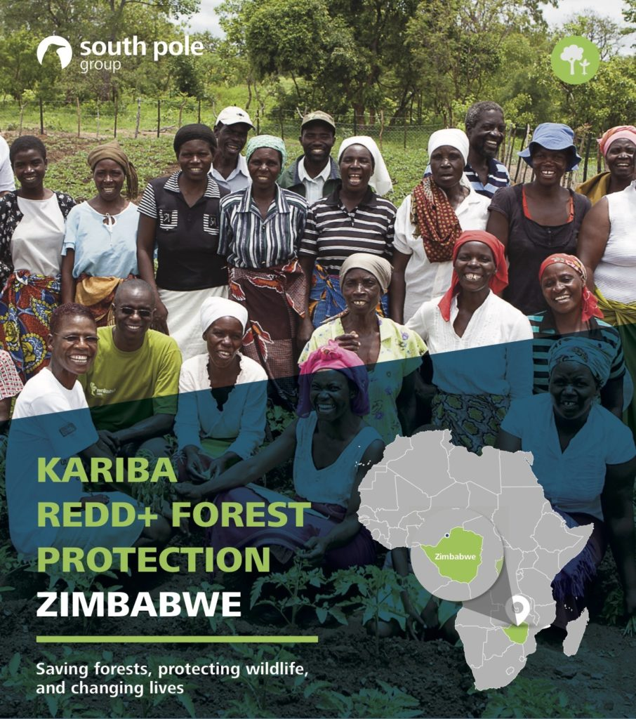 KARIBA REDD+ Forest protection Zimbabwe
